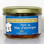 Porc au Bleu d'Auvergne